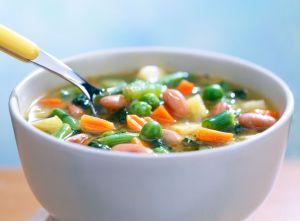 foto food minestrone -fotografia cibo