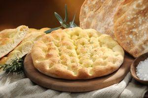 fotografo Forli food pane focaccia alla piastra