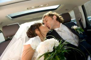 Foto matrimonio 2 bacio