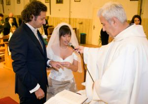 Fotografia matrimonio-momento del si  Wedding 2