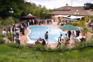 servizio fotografico matrimonio villa dei cigni Cesena