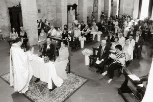 Foto matrimonio chiesa cerimonia 5