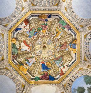 riproduzione opere d'arte -cappella Loreto -