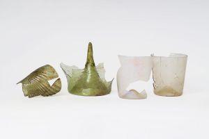 Servizio fotografico arte vetro-fotografia di archeologia