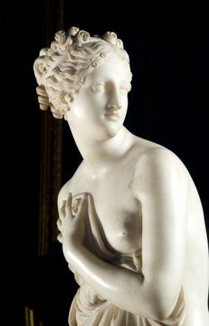 servizio fotografico arte statua Canova 4
