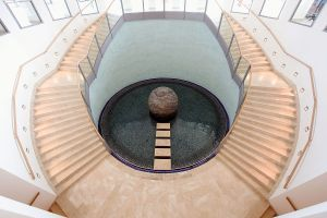 Fotografia architettonica palazzo congressi rimini