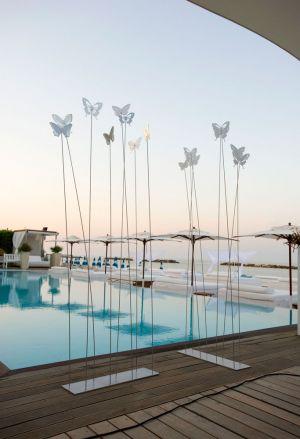 Fotografia architettonica piscina
